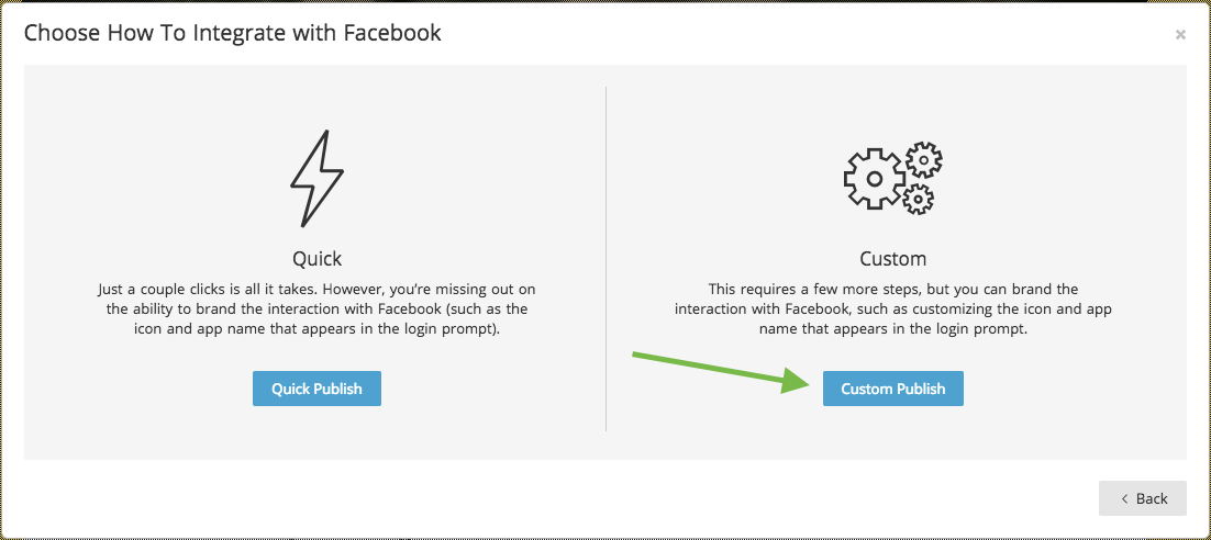 Verify Your Facebook Account – ShortStack Support